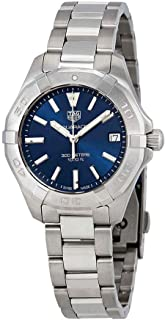 Tag Heuer Aquaracer Blue Dial Ladies Watch WBD1312.BA0740