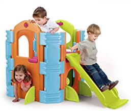 ECR4Kids Activity Jungle Gym Climber for Kids and Toddlers - Indoor or Outdoor Plastic Playset for Children - Backyard Toy...