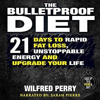 The Bulletproof Diet audiobook cover art