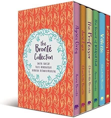 The Bronte Collection Deluxe 6 Volume Box Set Edition Arcturus Collector s Classics product image