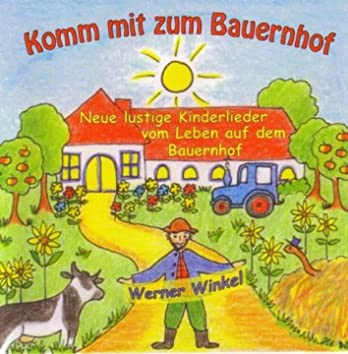 Komm mit zum Bauernhof