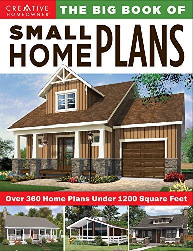 The Big Book of Small Home Plans...