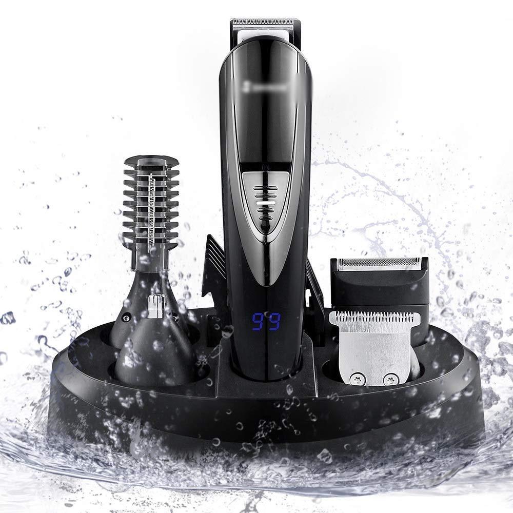 QXXNB Clippers Herramientas De Peluquería Profesional Multi-Función De Cortadora De Cabello Eléctrica Set Trimmer Hair Barber Tool Hair Clipper Hair Clipper Máquina De Corte: Amazon.es: Hogar