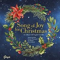 Song of Joy for Christmas: An Album of English Carols