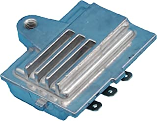 Tuzliufi Replace Voltage Regulator Rectifier John Deere 316 317 318 420 F910 F930 Onan P216G P218G P220G Alternators 16hp 17hp 18hp 19hp 20hp 20 Amp 191-1275 191-1748 191-2106 191-2208 191-2277 New Z1