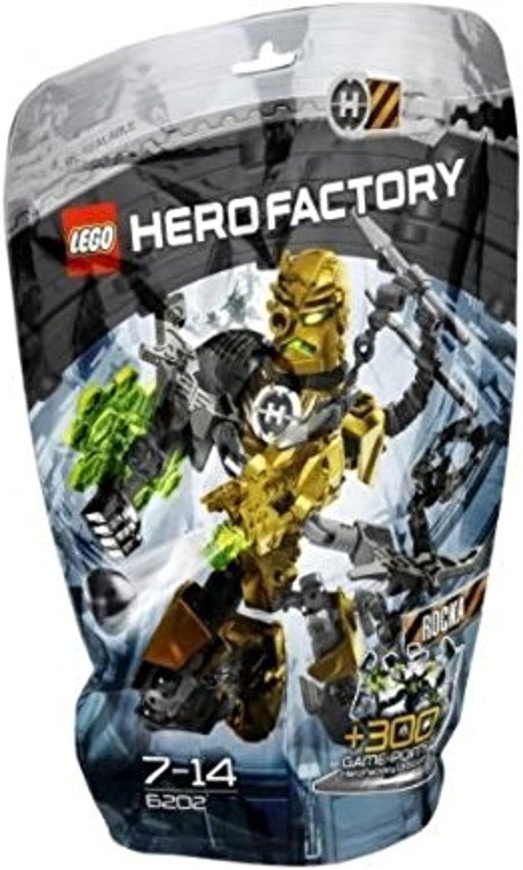 LEGO Hero Factory 6202  Rocka