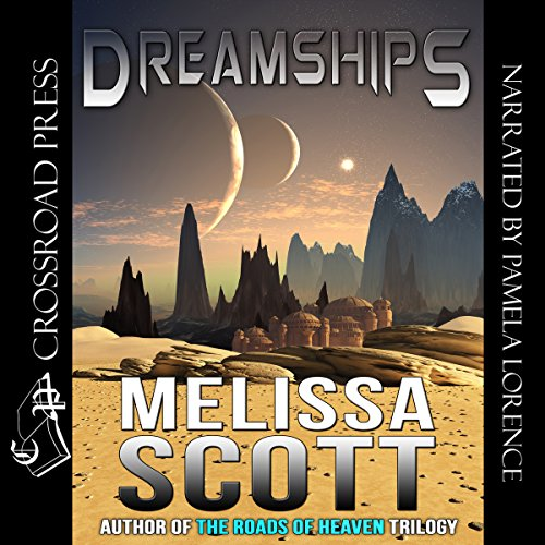 Dreamships audiobook cover art
