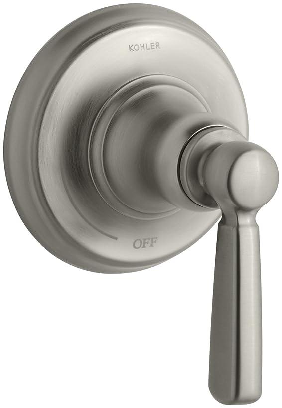 KOHLER T10596-4-BN K-T10596-4-BN, Vibrant Brushed Nickel