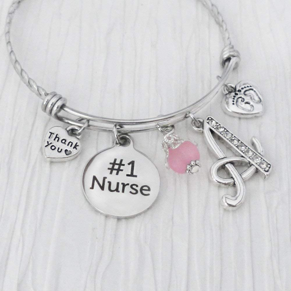 Favorite Nurse New product! New type Gifts 1 Jewelry Product Thank Per you Gift