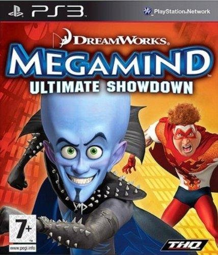 Dreamworks Megamind : Ultimate Showdown - [Edizione: Francia]