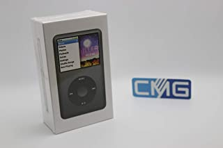 iPod Classic 7.Generation 160 GB HDD Speicher Schwarz Video Mp3 Mp4 Musik Video Foto Player (7G 160GB, Schwarz)