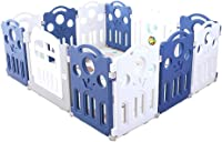 Baby playpen-SYY Fence For Toddlers Children Easy To Install Save-space 3 Styles / 5 Sizes To Choose (Size : 150 * 180CM, Style : C)
