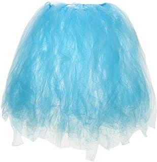 a500ec47f Amazon.es: falda tul azul - Faldones de mesa / Manteles y centros de ...