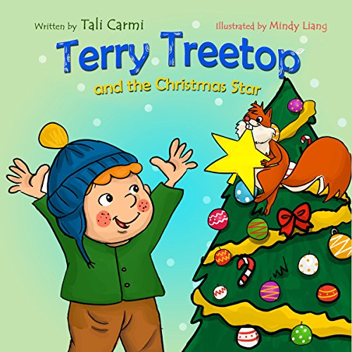 Terry Treetop and the Christmas Star audiobook cover art