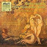 A. Torrandell – M. Bonnin – R. Lamote de Grignon: Música Española para Violonchelo y...