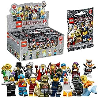 LEGO 71000 Minifigures Series 9 10-Pack