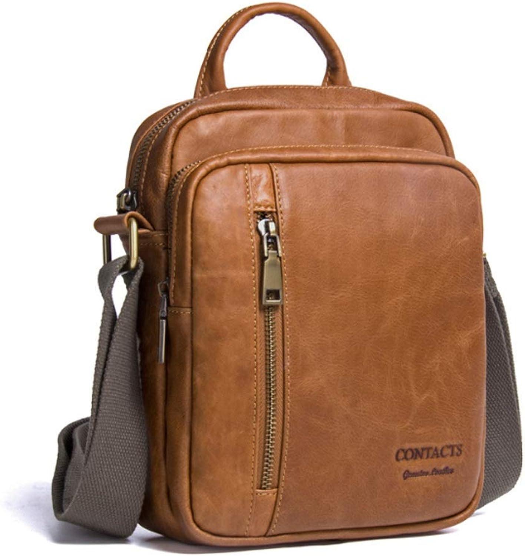 Umhängetaschen Handtaschen Lässig Lederhandtasche Herren