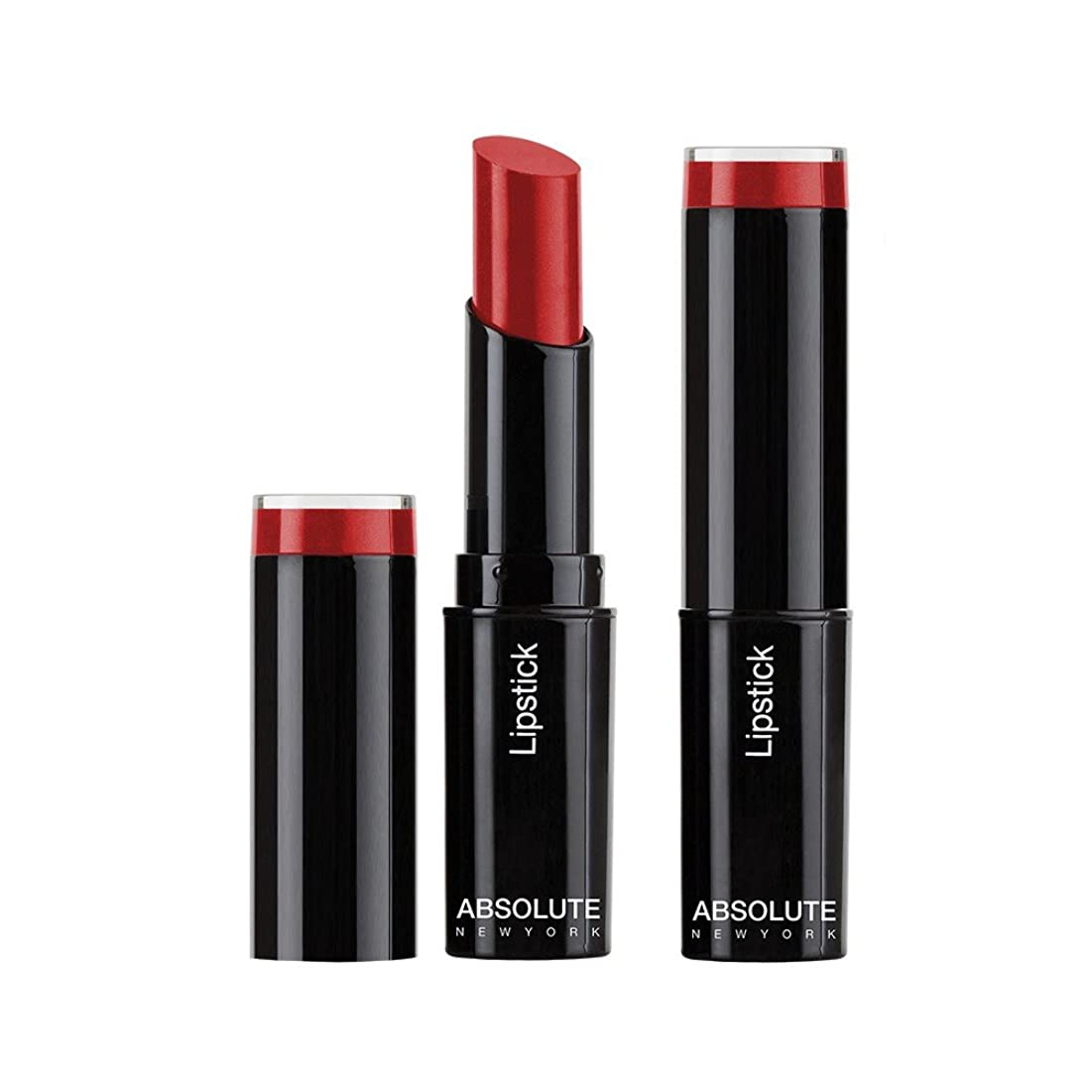 磁石減少縞模様の(3 Pack) ABSOLUTE Ultra Slick Lipstick - Hot Mama (並行輸入品)