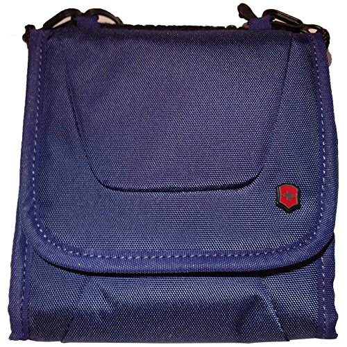 Victorinox Travel Wallet, Blue, One Size