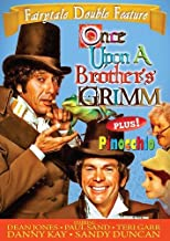 Once Upon A Brothers Grimm & Pinocchio: Fairy Tale Double-feature