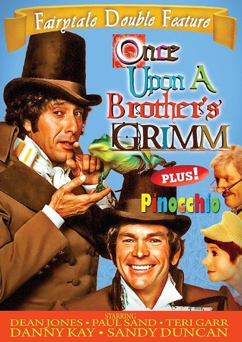 Once Upon A Brothers Grimm Pinocchio: Tale Ranking TOP14 Ranking TOP3 Fairy Double-featur