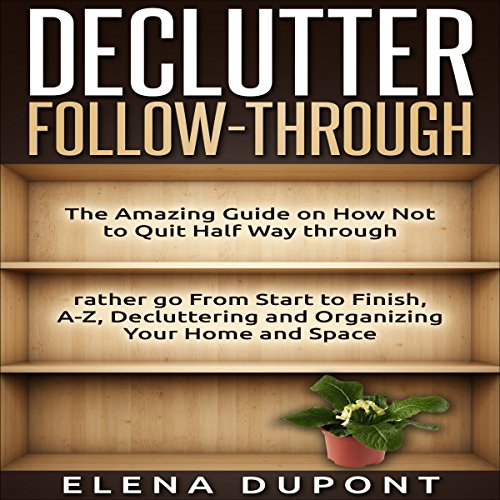 Declutter Follow-Through cover art
