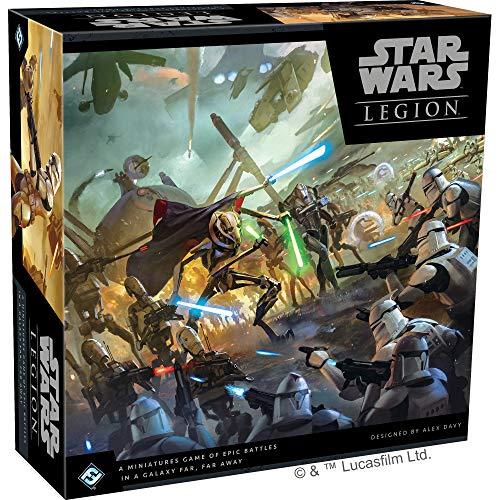 Star Wars: Legion - Clone Wars Core Set (English)