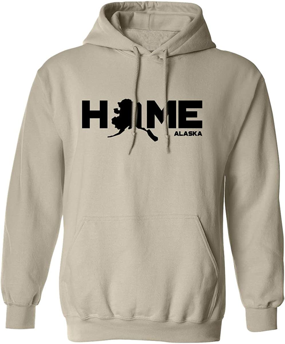 Alaska HOME Adult Hooded Sweatshirt