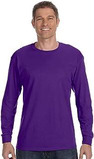 Jerzees Adult 5.6 oz. Heavyweight Blend 50/50 Cotton/Poly Adult Long-Sleeve T-Shirt