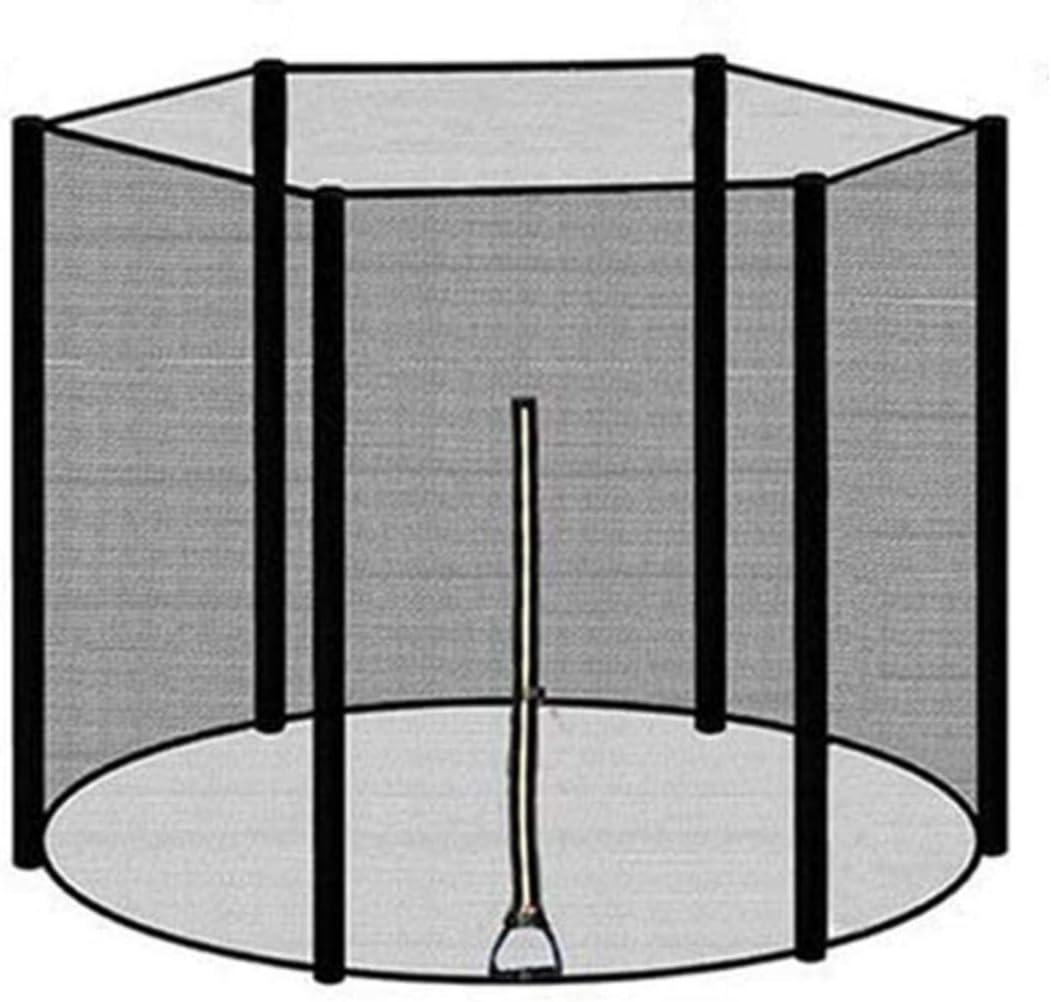 Xinrimoy Trampoline Enclosure Safety Net 国内即発送 12ft 6ft 10ft 8ft Repl 激安通販
