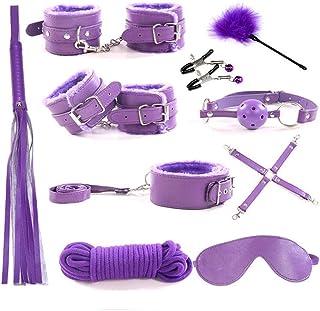 Poison Pear Purple Kits Peluche Leather Toys 10-Pieces