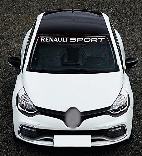 Lanyard cuelga llaves vinilo textil RENAULT SPORT llavero racing RS CLIO MEGANE