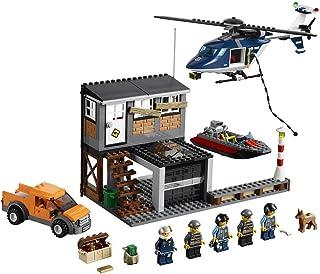 LEGO City Helicopter Arrest 352pieza(s) Juego de construcción