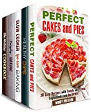 Snacks and Treats Box Set (5 in 1): Cheap and Easy Baking Recipes, Dips and Dippers, Best Holiday Snacks and Desserts (Simple Snacks)