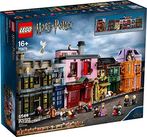 7. El Callejón Diagon - LEGO Harry Potter