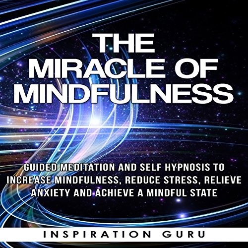 The Miracle of Mindfulness audiobook cover art