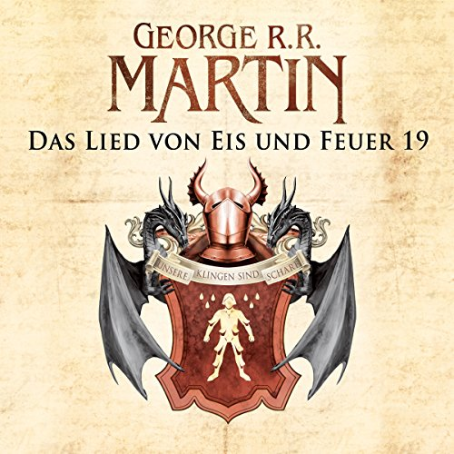 Game of Thrones - Das Lied von Eis und Feuer 19 audiobook cover art