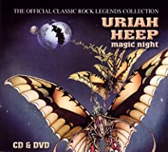 uriah heep magic night dvd