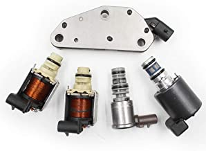 Koauto Remanufactured 4T65E Transmission Master Solenoid Kit EPC TCC For GM 1997-2002