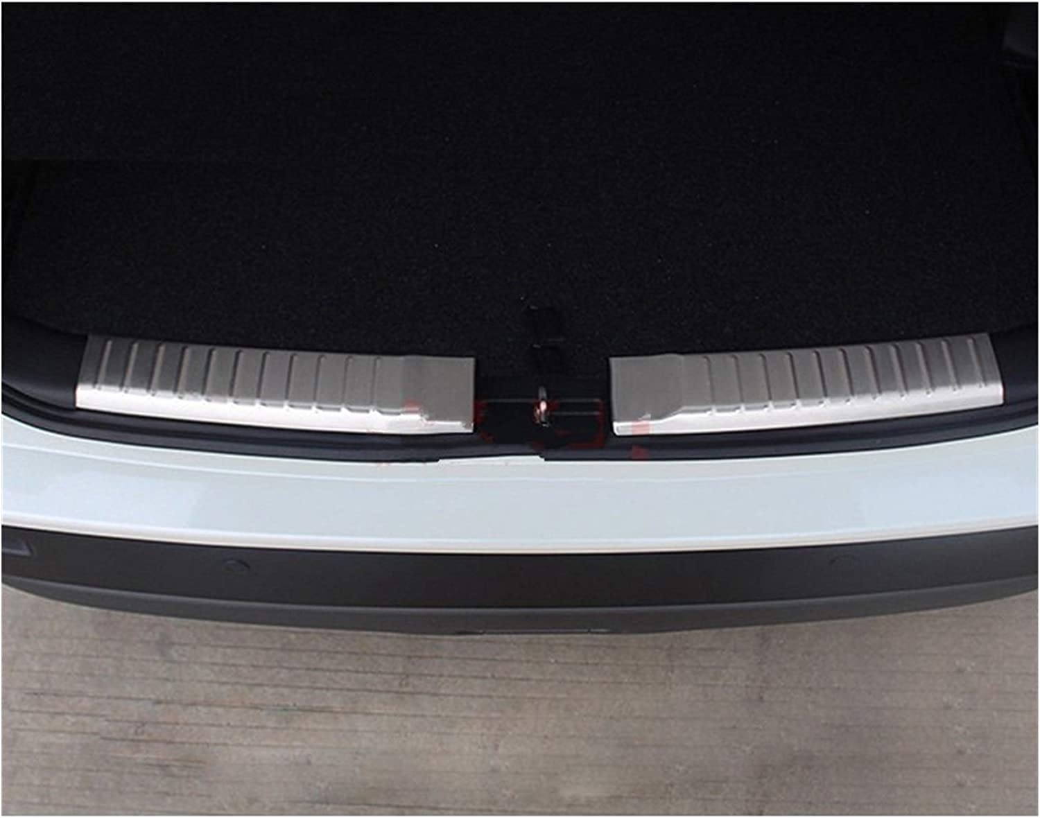 ZLLD Car Safety and trust quality assurance Bumpers Rearguards Stainless Rear Trun Bumper Steel