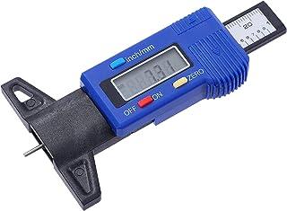 Katsu 40141563 bandendieptemeter, elektronisch, digitaal, koolstofvezel