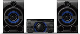 Sony Mhc-M20D Hoparlör Sistemleri, Siyah