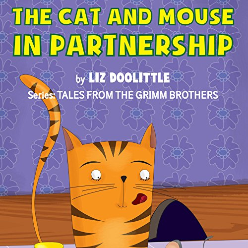 The Cat and Mouse Partnership audiobook cover art