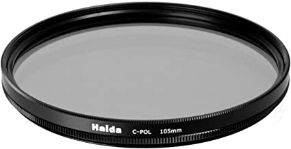 Haida Filter 105mm 105 CPL C-POL Circular Polarizer Optical Glass Rotating Frame