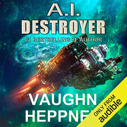 A.I. Destroyer Titelbild