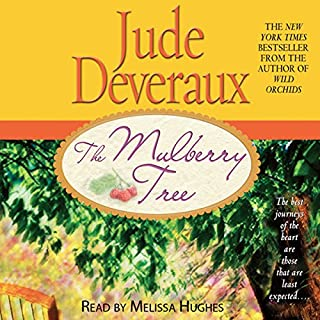 The Mulberry Tree audiobook cover art
