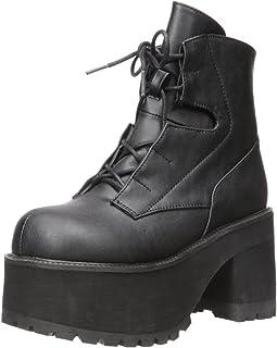 Demonia Women's RANGER-102 Ankle Boot