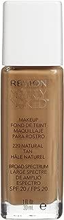 revlon nearly naked make up spf 20