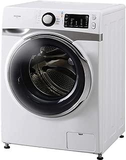 アイリスオーヤマ ドラム式洗濯機 7.5kg 温水洗浄機能付き 左開き 幅595mm 奥行672mm 2019年モデル HD71