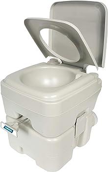Camco 41541 Portable Travel RV Toilet